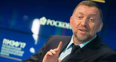 Дерипаска считает участие в форуме в Давосе бессмысленным