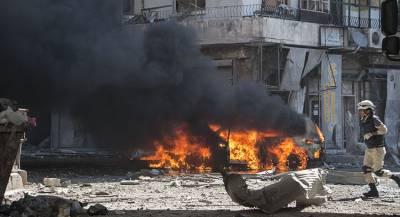 Авиаудары США по сирийской деревне привели к жертвам