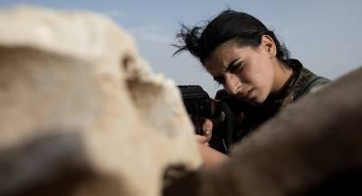 Курдов подозревают в сотрудничестве с террористами