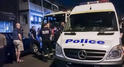 Полиция подавила бунт в австралийской детской колонии