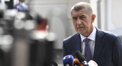 Чешский премьер пытался спрятать сына в Крыму