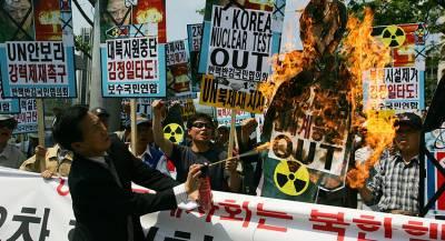 Китай призвал Корею усилить координацию по денуклеаризации