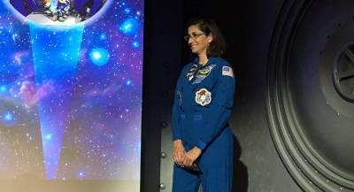 Астронавт NASA поведала о дружбе с россиянами на МКС