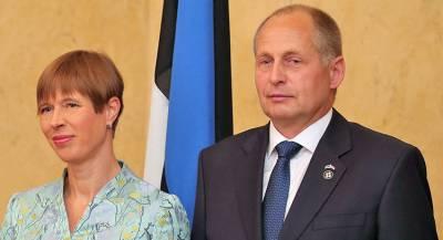 Семья президента: Керсти Кальюлайд