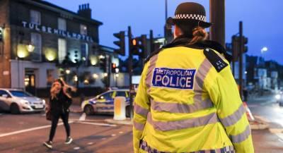 Неизвестный устроил массовую стрельбу в Лондоне
