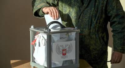 В ДНР и ЛНР объявили предварительные итоги выборов