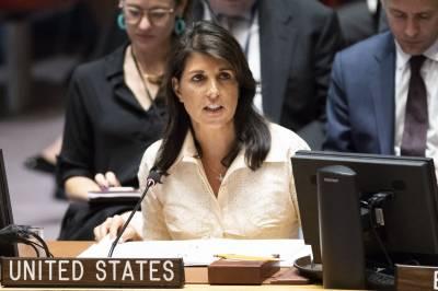 США раскритиковали ООН за нежелание наказать Кубу