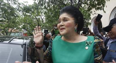 Экс-первую леди Филиппин арестовали за коррупцию