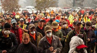 Число жертв пожаров в Калифорнии приблизилось к 60
