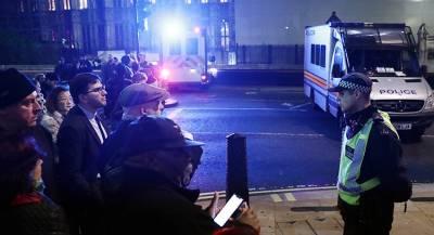 Силовики сняли кордоны в центре Лондона