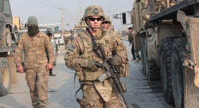 Афганский военный убил солдата НАТО в Кабуле