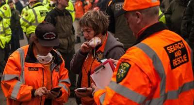 Число погибших из-за пожаров в Калифорнии приблизилось к 70