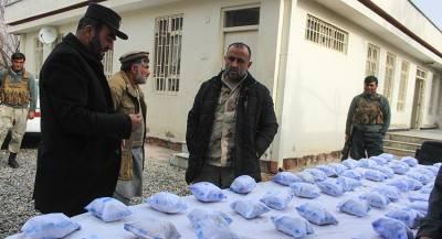 Житель Турции пытался перевезти героин через Азербайджан