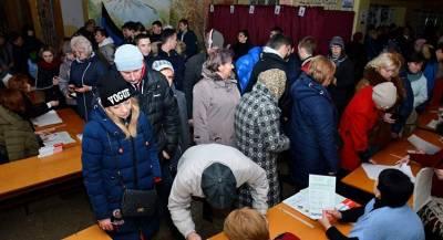 Явка на выборы в парламент ДНР превысила 40%