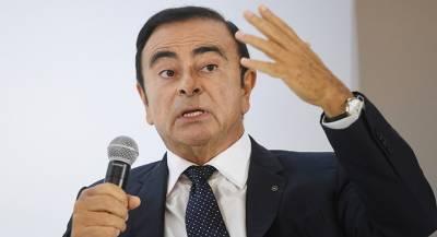 Суд продлил арест главы Nissan-Renault