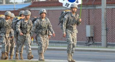 США и Южная Корея возобновят совместные учения
