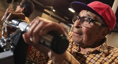 Умер старейший ветеран США
