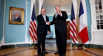 США и Франция займутся глобальной безопасностью