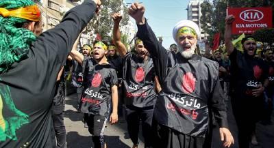 «Хезболла» ответит Израилю на агрессию против Ливана