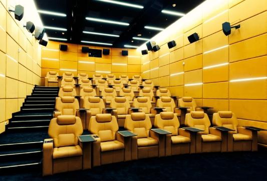 Лучшие кинотеатры Москвы