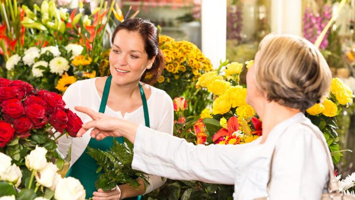 Как выбирать и дарить цветы