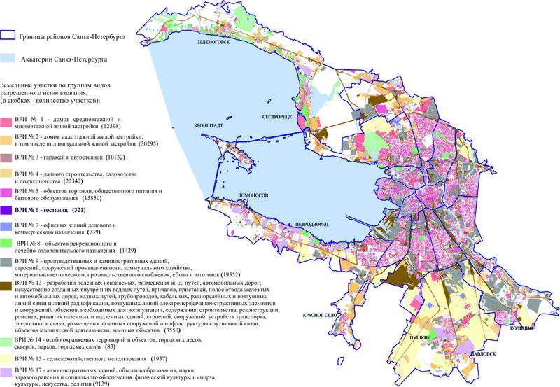 Сколько стоит сотка земли в Ленинградской области и Санкт-Петербурге