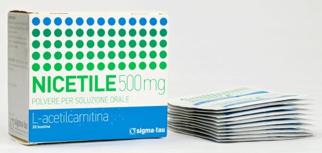 Ницетил саше для лечения и профилактики нервных заболеваний