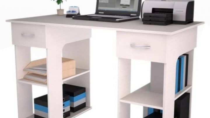 Простые и функциональные письменные столы